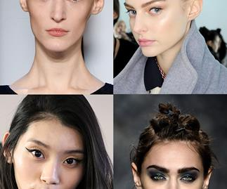 The best beauty straight from the new-season runways