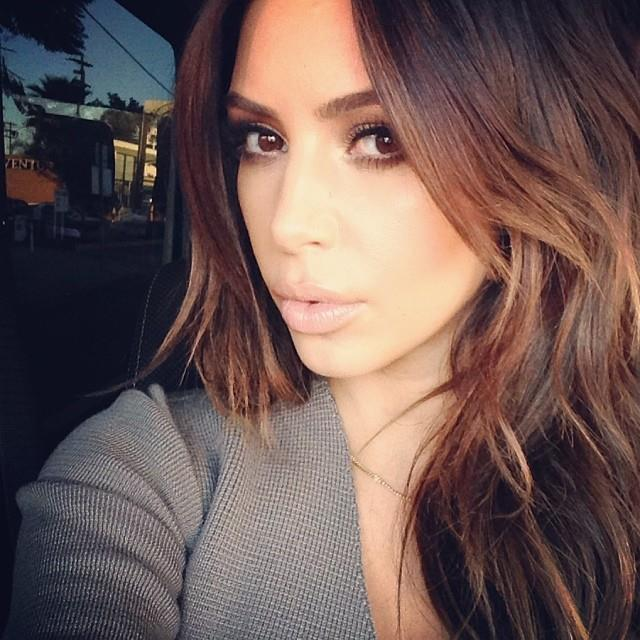 With just shy of 13 million followers, Kim's frequent #selfie style is worth keeping up with.