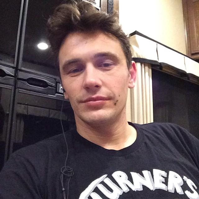 """If anyone is qualified in the fine art of the selfie, it's James Franco (and not just because of his impeccable bone structure). The actor recently wrote an essay for the The New York Times titled, """"The Meanings of the Selfie"""". So if there's an expert in the subject, you know where to go…"""