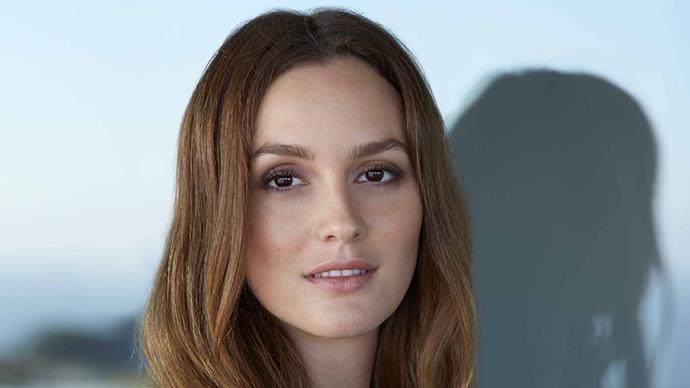 Leighton Meester ambassadress for Biotherm interview