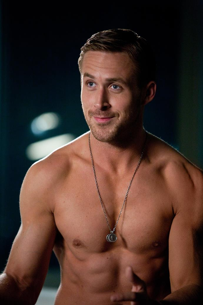 """<strong>Crazy, Stupid, Love</strong><br> Those chiselled abs are engrained in the memory of every woman who has ever seen this film. That, and the re-enactment of the """"lift"""" scene from <em>Dirty Dancing</em>. Emma Stone, you lucky, lucky woman."""