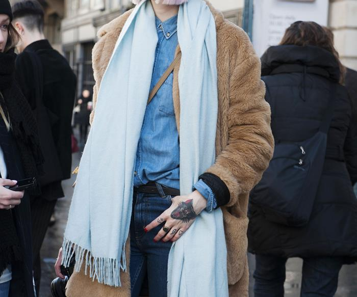 Street style trend: head first
