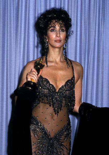 "<strong>Cher, 1988</strong><br> For her Best Actress win for Moonstruck Cher, dressed in a splashy Bob Mackie number, was unpretentious yet fantastically proud of taking home the award-  she owned it without being soppy. ""My mother told me to be somebody"" she beings, before thanking her team and fellow nominees. ""This doesn't mean I am somebody, but I'm on my way."""