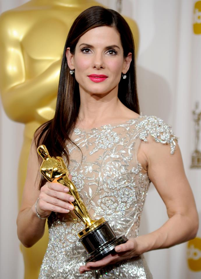 "<strong>Sandra Bullock, 2010<br></strong> Accepting the Best Actress Oscar for The Blind Side, Sandra Bullock delivered a charming and funny speech that opened with, ""did I really earn this? Or did I just wear ya'll down?"" As she spoke, Bullock became emotional, yet continued to entertain with quips about her childhood and her love of Meryl Streep. Sadly, the husband she poured her gratitude out to, would soon turn out to betray her."
