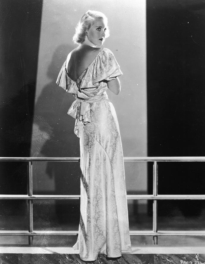 Style icon: Bette Davis