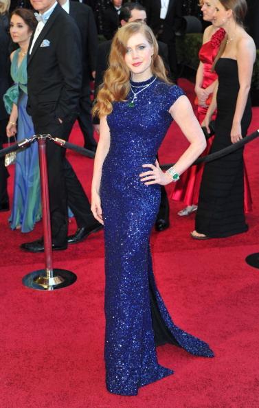 Amy Adams at the 83rd Academy Awards, 2011 wearing L'Wren Scott.