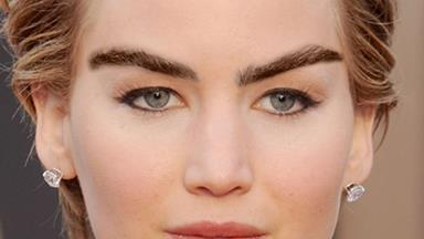 Makeover: Celebrities with Cara Delevingne's eyebrows