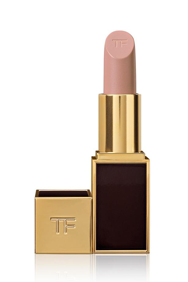"Two looks, one lipstick: apply straight from the tube for an opaque finish, or blend with fingertips for a barely-there tint. With ingredients like soja seed extract and Brazilian murumuru butter, the formula applies like a dream and keeps its satin texture for longer.<br><bR> Lipstick in 'Blush Nude' by Tom Ford, $52 at [Net-a-Porter](https://www.net-a-porter.com/us/en/product/759887/tom_ford_beauty/lip-color---blush-nude|target=""_blank""