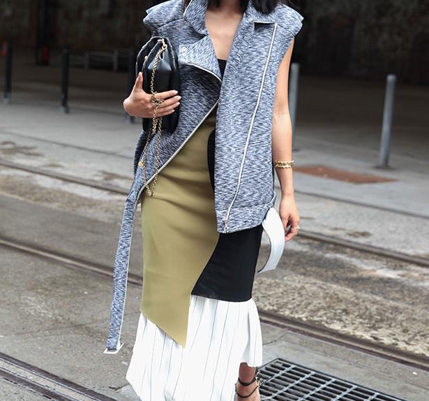 Street style looks from Australian Fashion Week
