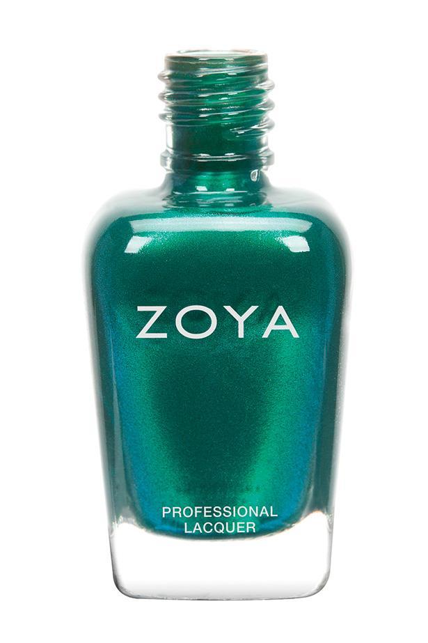 "Nail Polish in Giovanna, $19, [Zoya](http://www.zoya.com.au/giovanna-zoya-nail-polish|target=""_blank""|rel=""nofollow"")."