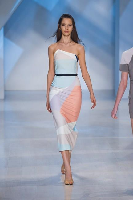 Take your cue from By Johnny SS14-15 and contrast pastels against each other