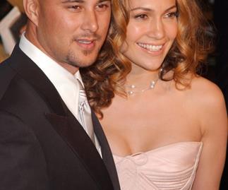 Jennifer Lopez and Chris Judd