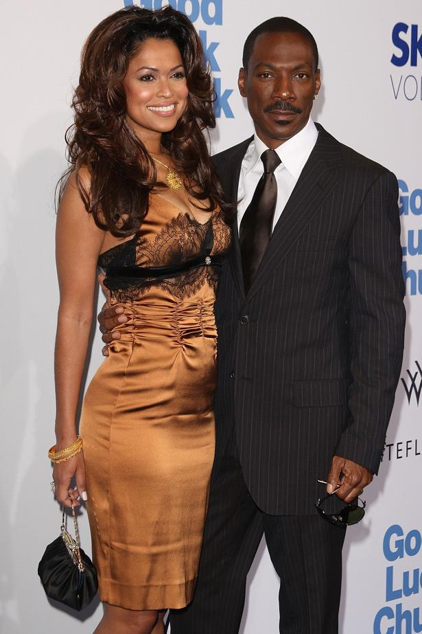 After a flash ceremony in Bora Bora on New Years Day in 2008, Eddie Murphy and producer Tracey Edmonds decided not to legalise their union in the U.S. when they returned home just two weeks later.