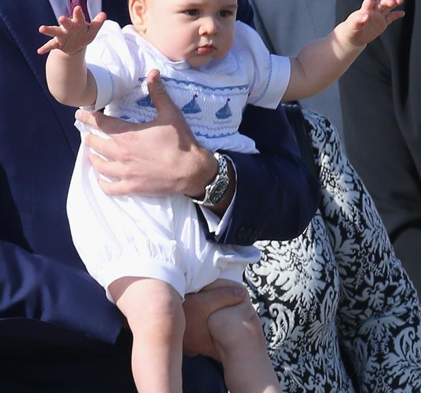 Getty: Prince George