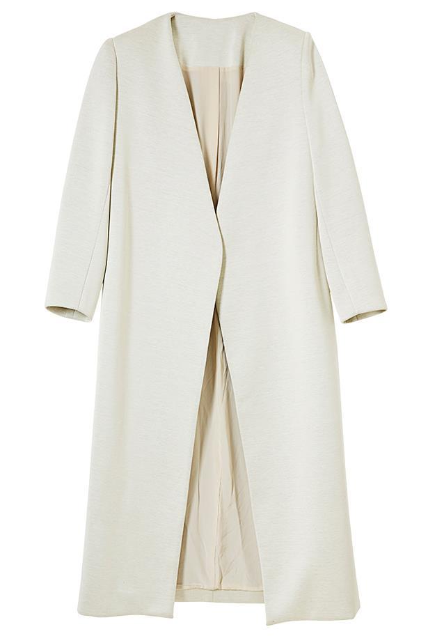 Coat, $1450, Ellery, elleryland.com