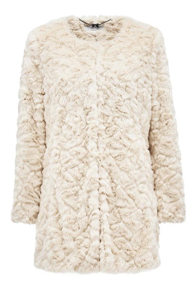 Coat, $149, Forever New, forevernew.com.au