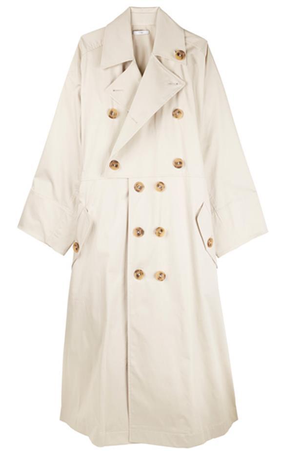 Coat, $1494, Tome, mychameleon.com.au