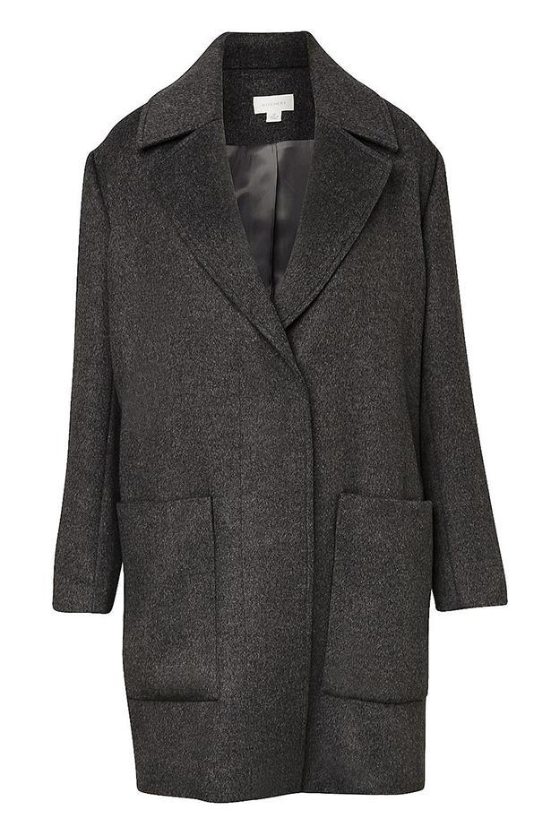 Coat, $399, Witchery, witchery.com.au