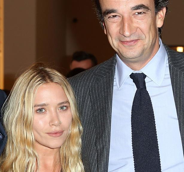 Mary Kate Olsen and Olivier Sarkozy