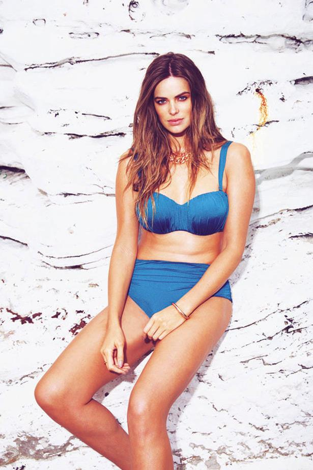 A super-flattering grecian-inspired bikini from the range.