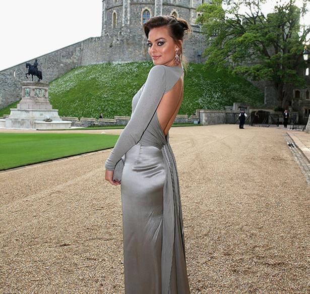 Margot Robbie at Royal Marsden Dinner