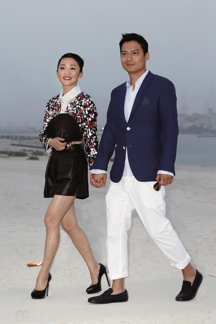 Zhou Xun and Archie David Kao