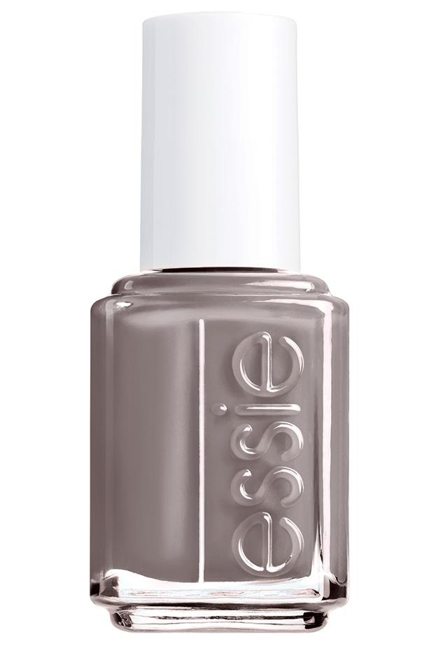Nail Polish in Chinchilly, $16.95, Essie, 1300 369 327