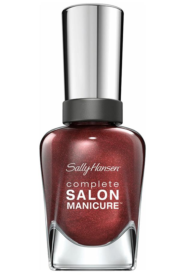 Nail Polish in Haute Chocolate,$14.95, Sally Hansen, 1800 812 663