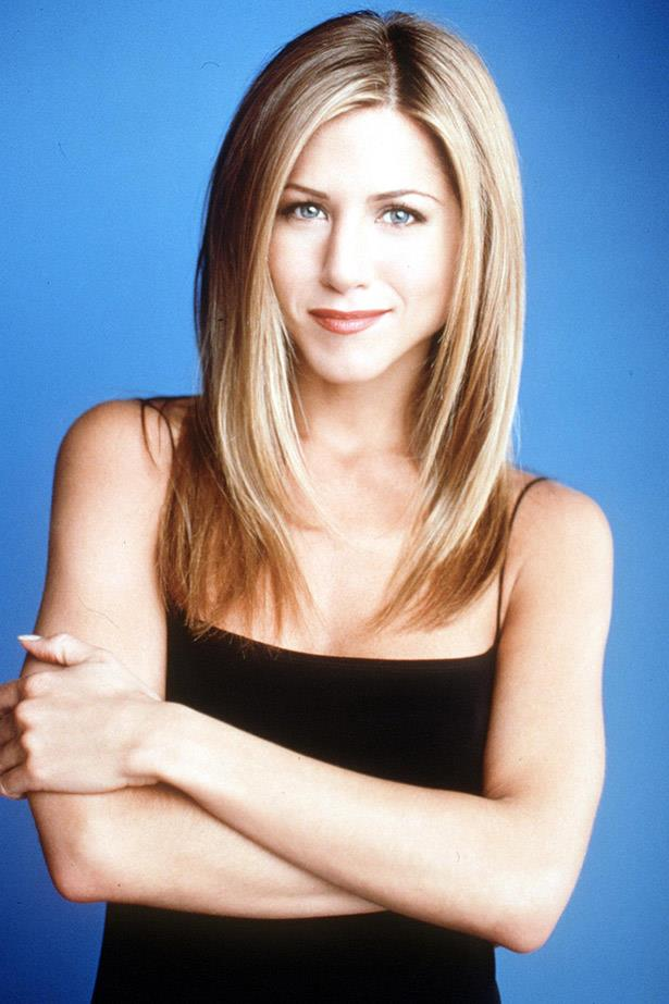 """The Rachel"" 2.0: Jennifer Aniston in 1999"