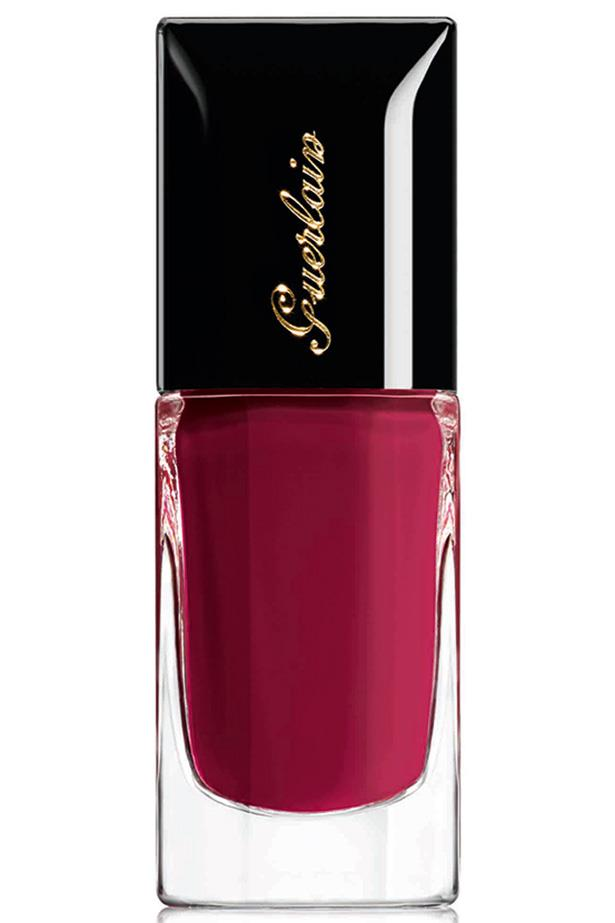 Nail Lacquer in L'Heure Bleue, $30, Guerlain, (02) 9695 5678