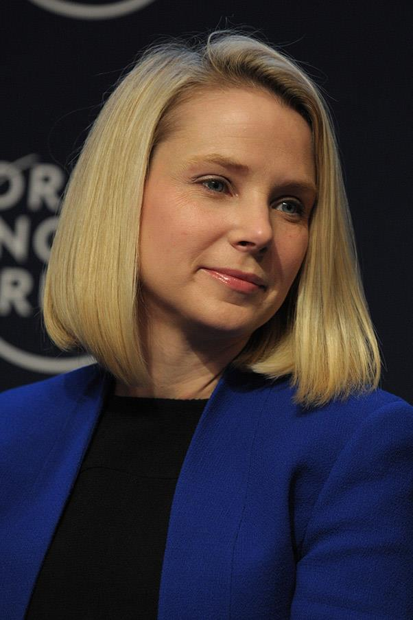 <strong>Marissa Mayer, 38 <br></strong> <strong>Rank:</strong>18 <br> CEO of Yahoo!, ex-Google executive and one of the most powerful women in tech, Marissa Mayer is remoulding Yahoo! one acquired company at a time. Last year she reportedly spent more than $100 million on 21 companies as well as $1.1 billion for Tumblr and has announced plans to increase the brand's social media presence and original programming. She also sits on the board of directors of Walmart, Jawbone, the New York City Ballet, San Francisco Ballet and the San Francisco Museum of Modern Art.