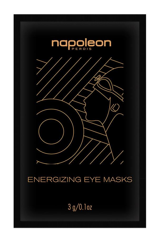 <p><strong>Auto Pilot Energizing Eye Masks, $39 for pack of 4, Napoleon Perdis, (02) 8595 0911</strong><p/> <p>Look fresh and youthful for work on Tuesday by hydrating eyes with this energizing mask. Bonus: it removes wrinkles and dark circles.<p/>