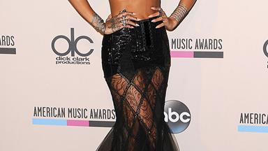 Rihanna's raunchiest looks of all time
