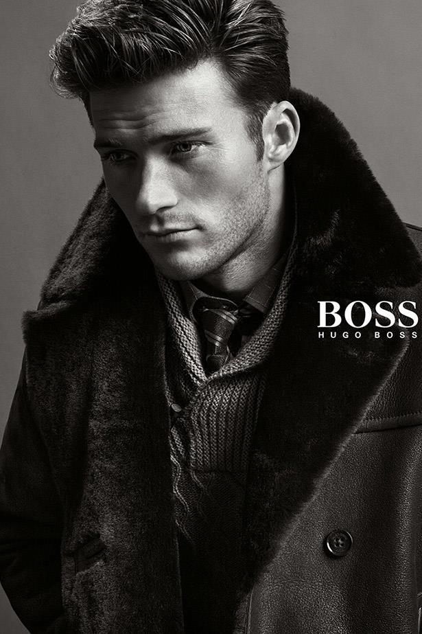 "Of his debut campaign for Boss, Hugo Boss creative director Jason Wu told <em>Style.com</em>, ""It was very important that the first campaign was character-driven,"" adding that Scott Eastwood posses a, ""Classic sensibility that feels completely modern at the same time."""