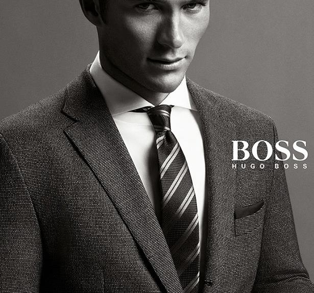 Scott Eastwood for Boss