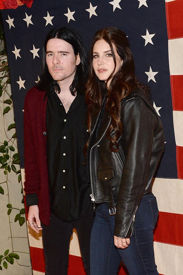 <p>9. The singer's boyfriend (and rumoured fiancé) Barrie-James O'Neill is also a musician and was a former member of the Scottish band <em>Kassidy</em>.  </p>