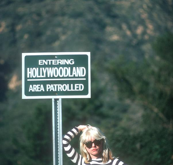 Debbie Harry in LA