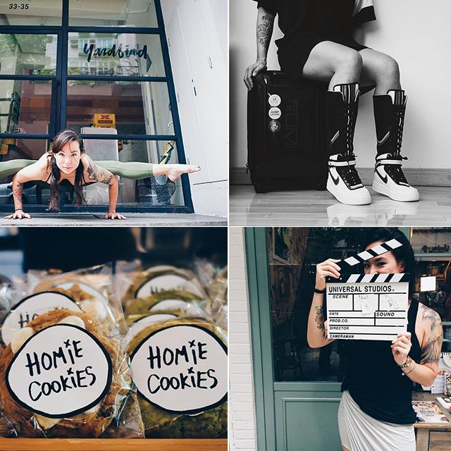 <p><strong>Lindsay Jang @lindsayjang</strong></p> <p>Jang is the co-founder of Hong Kong's Yardbird, a must-eat destination for all serious foodies. She's also a mum, yoga teacher and dedicated 'grammer. Follow her for serious sun salutes and deep-fried goodness. </p>
