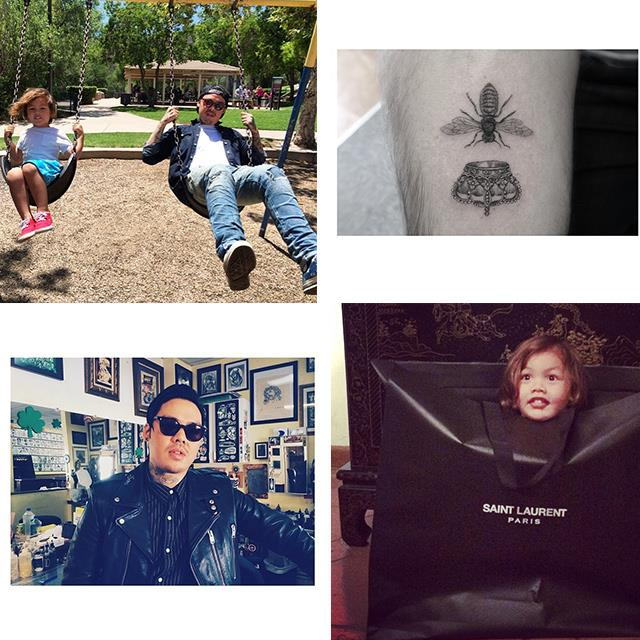 <p><strong>Dr Woo @dr_woo_ssc</strong></p> <p>Dr Woo is probably one of the most sought-after tattoo artists in the world right now. He mostly posts his amazing tattoos and sometimes his adorable son Lyon makes an appearance, too. Oh, and did we mention he has tattooed Drake? That's one social situation we would love to be invited to. </p>