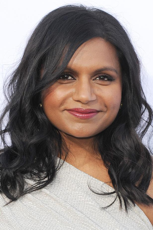 At the 2012 Critics Choice Awards, <em>The Office</em> star rocks loose, textured waves.