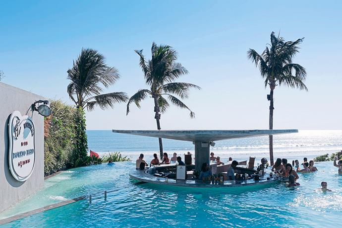 "<p><strong>Let loose</strong></p> <p>The old faithful</p> <p>""It's a bit of a tourist trap on Friday and Saturday nights, but Seminyak's Potato Head Beach Club is still a great choice if they're hosting a special event, like a big international DJ.""</p> <p><a href=""http://www.ptthead.com"">ptthead.com</a></p>"