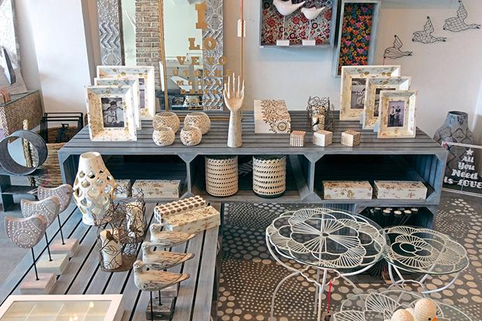 "<p><strong>Shopping destinations</strong></p> <p>Hobo, Seminyak</p> <p>This homewares store is a treasure trove of amazing pieces, from upcycled colonial tables to hand-finished terracotta pots. And they'll help you ship your loot home, too.</p> <p><a href=""http://www.thehobostore.com"">thehobostore.com</a></p>"
