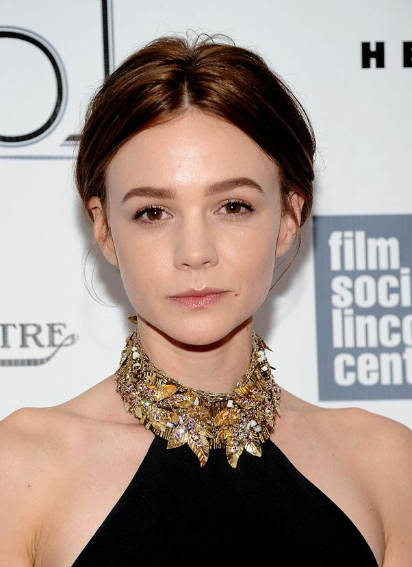 While she's naturally fair, we loved Carey Mulligan as a brunette at the <em>Inside Llewyn Davis</em> premiere.