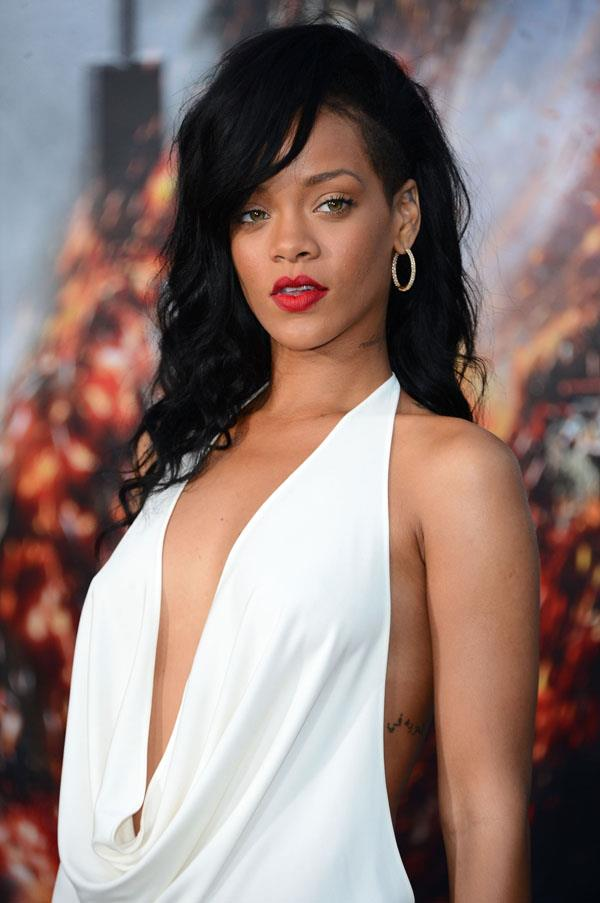 Redhead, brunette, blonde. It's hard to choose our favourite Rihanna...