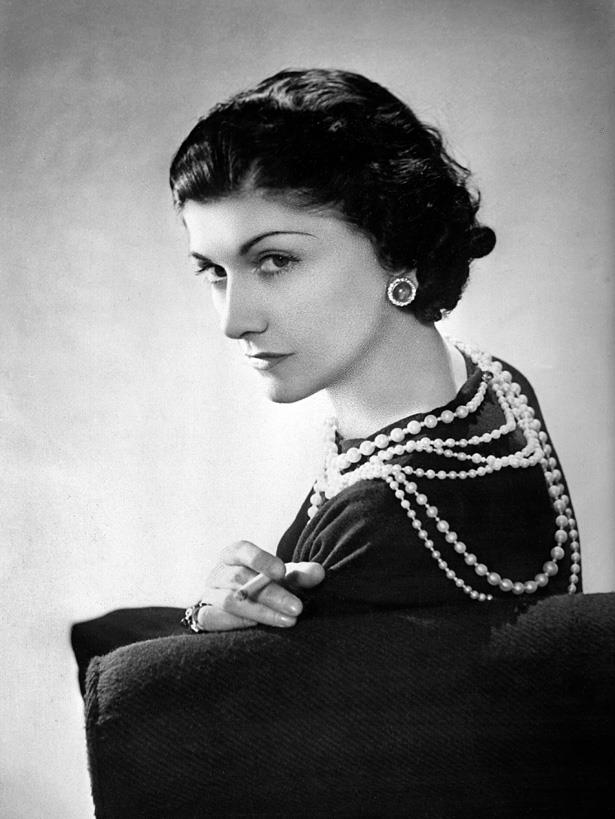 You cannot talk tomboy icons and not include the iconic Mademoiselle Chanel, after all, she pioneered that sports-luxe boyish silhouette we still covet today.