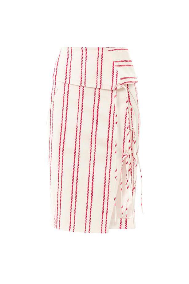 """Skirt, approx $1,373, Altuzarra, <a href=""""http://www.net-a-porter.com """">net-a-porter.com</a>"""