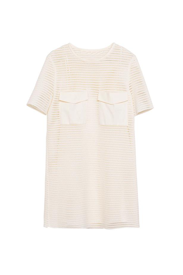 Dress, $159, Zara, (02) 9376 7600