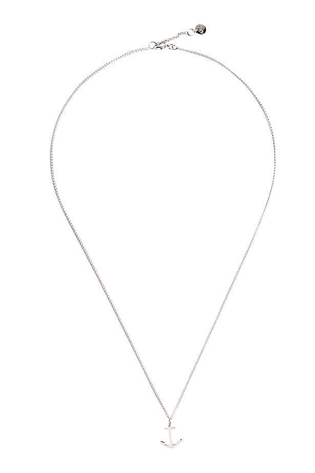 "Necklace, approx $86.75, APC,<a href=""http://www.farfetch.com"">farfetch.com</a>"