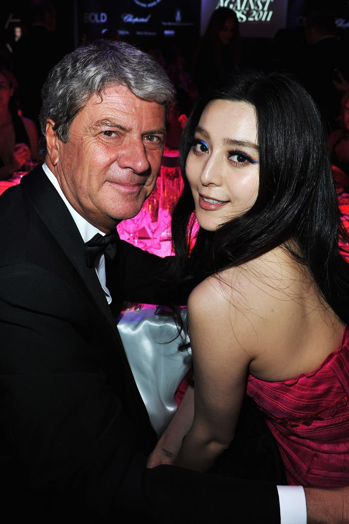 Yves Carcelle and Ziyi Zhang