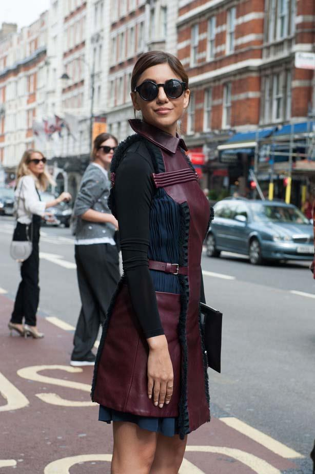 Statement outwear can immediately transform an outfit, just layer on and go.